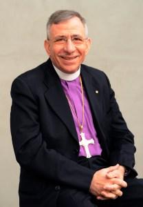 LWF President Bishop Dr Munib A. Younan, (Evangelical Lutheran Church of Jordan and the Holy Land). LWB-Präsident Bischof Dr. Munib A. Younan (Evangelisch-Lutherische Kirche in Jordanien und im Heiligen Land).