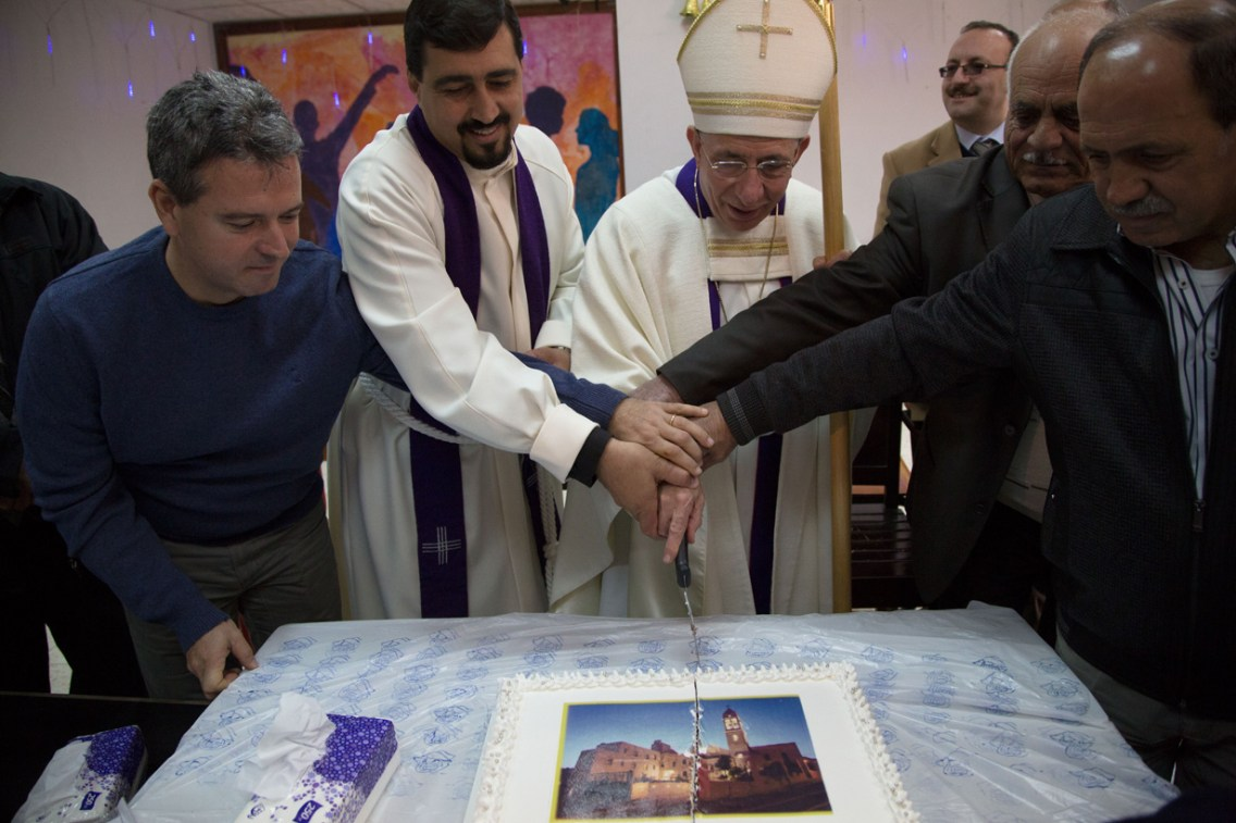 Church Of The Reformation In Beit Jala Consecrates New