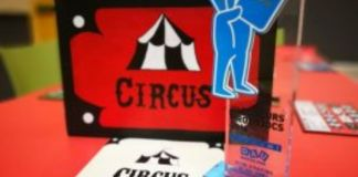 circus juego de mesa