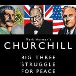 Churchill, Primeras impresiones by Calvo