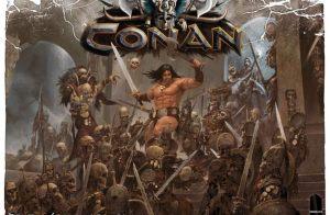 Conan, reseña by Calvo