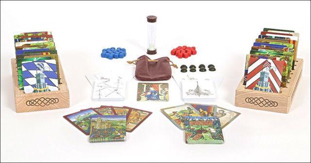 Ortus Regni juego de mesa