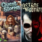 Quest Stories y Hostage Negotiator, Primeras Impresiones by David