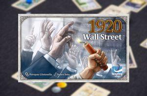 1920 Wall Street, Reseña by David
