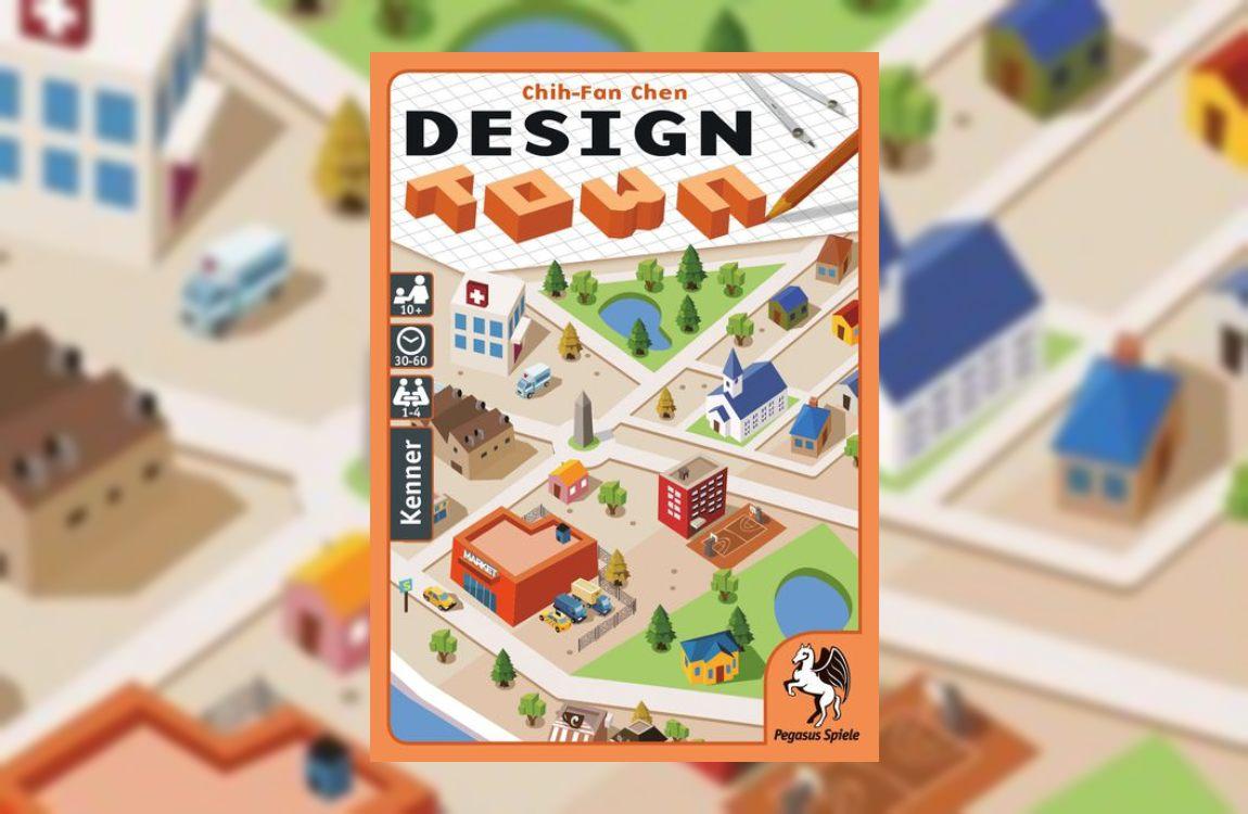 Design town juego de mesa