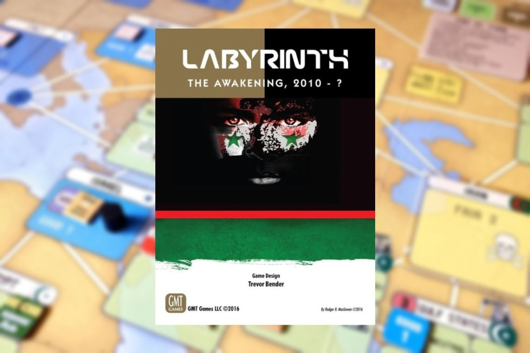 Labyrinth juego de mesa