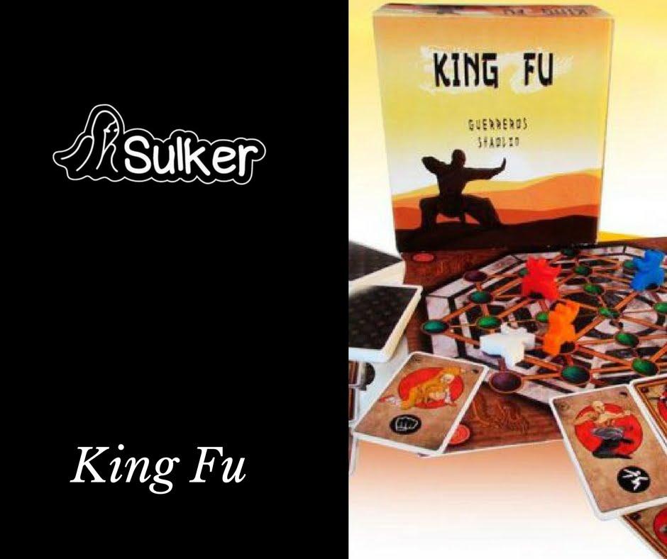 king fu juego de mesa