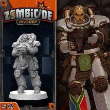 zombicide invader juego de mesa