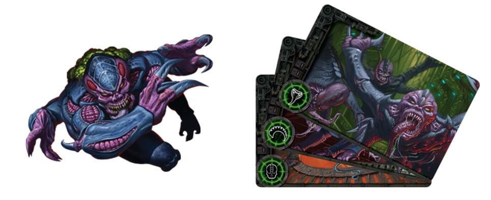 Space Hulk Death Angel juego de mesa
