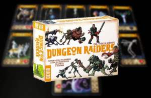 Dungeon Raiders, reseña by David