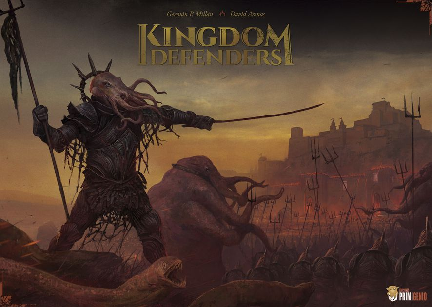 ediciones primigenio kingdom defenders