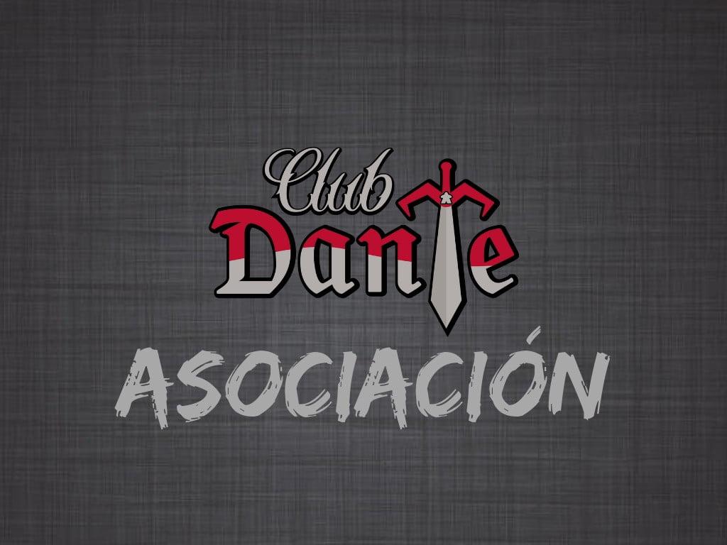 asociación el club dante