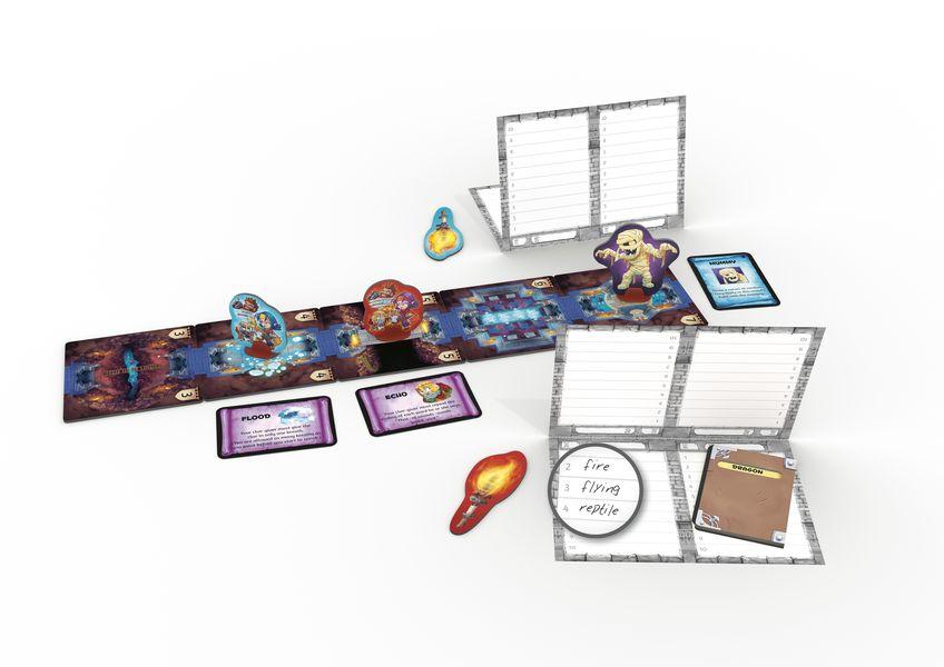 trapwords juego de mesa