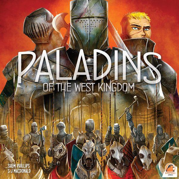Los Paladines del Reino del Oeste