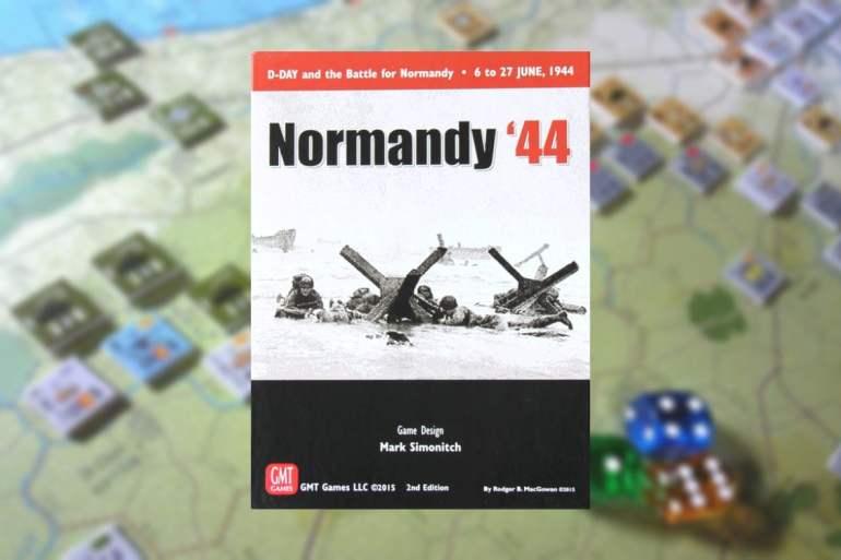 Normandy'44 juego de mesa