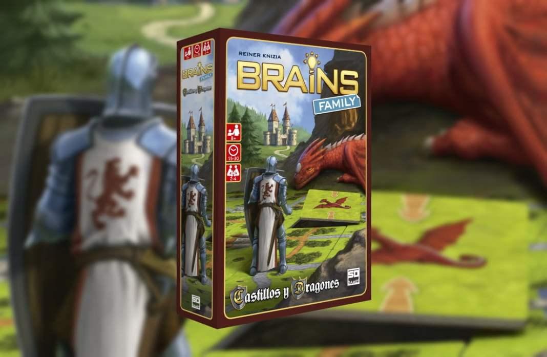 brains Family: Castillos y dragones