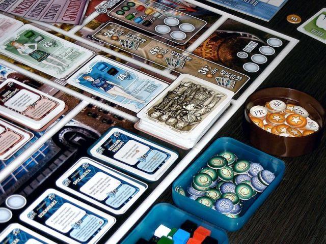 Prêt-à-porter juego de mesa