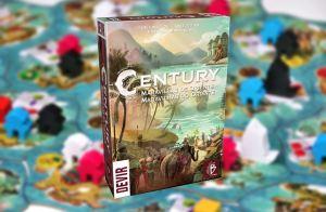 Century Maravillas de Oriente, reseña by David