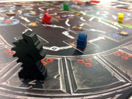 Clank! juego de mesa