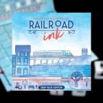 Railroad Ink: Deep Blue Edition, reseña by David