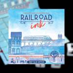 Railroad Ink: Deep Blue Edition, reseña by David