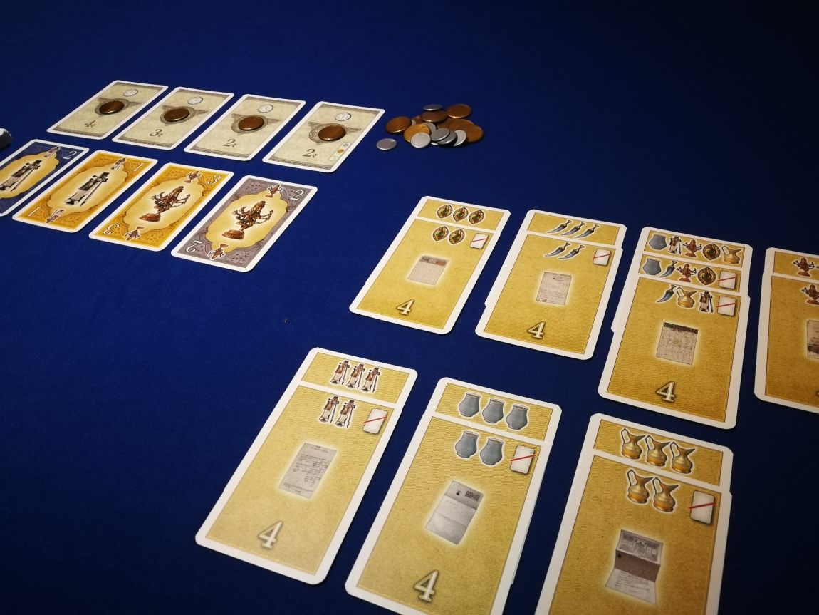 El legado del Maharaja juego de mesa