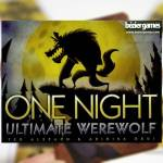 One Night Ultimate Werewolf, reseña by Calvo