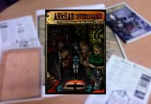Arkham Investigator juego de mesa