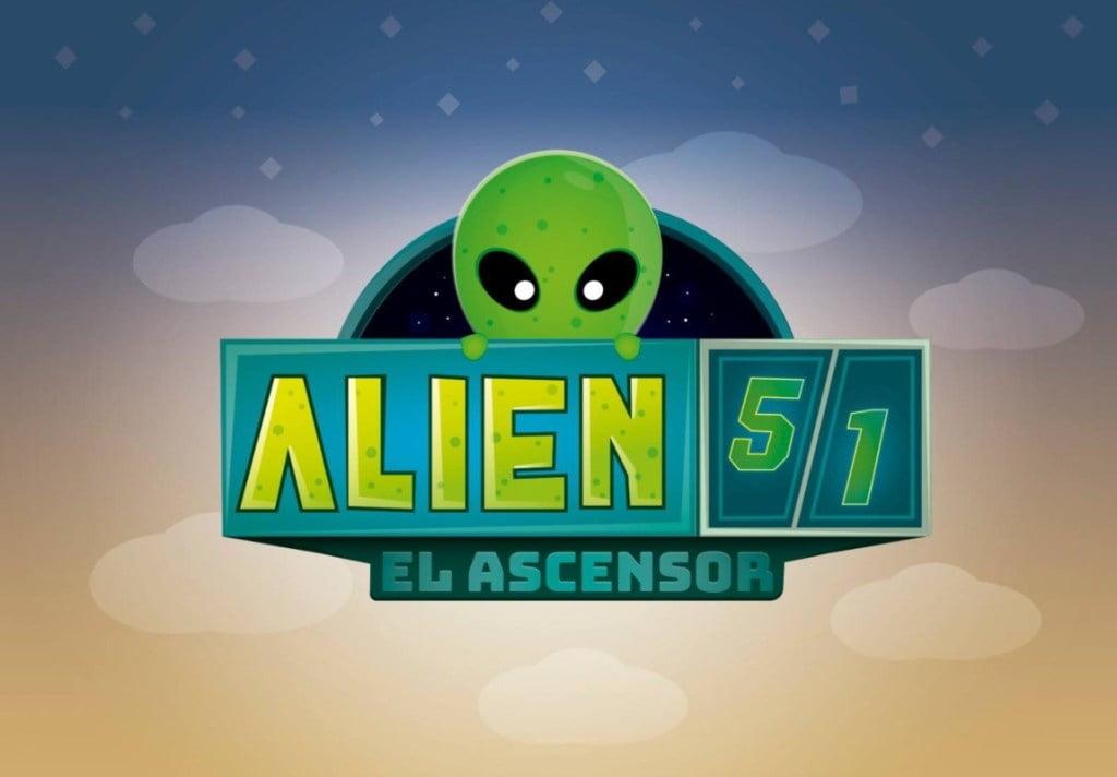 Alien 51 juego de mesa