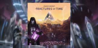 Anachrony Fractures of Time juego de mesa
