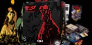 Hellboy el juego de mesa