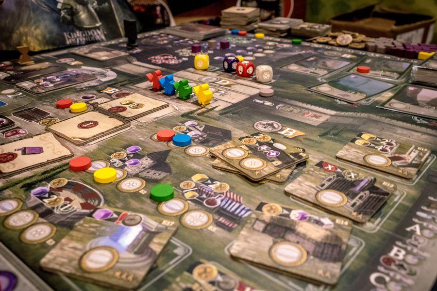 KIngdom Defenders juego de mesa
