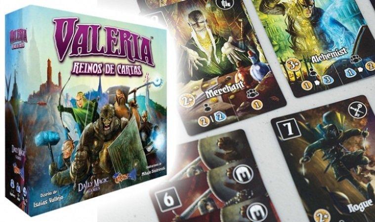 Valeria reino de cartas