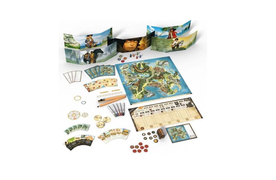 treasure island juego de mesa