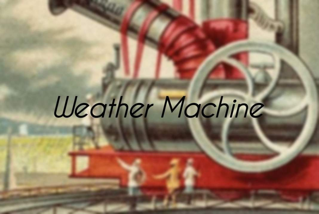 Weather Machine juego de mesa