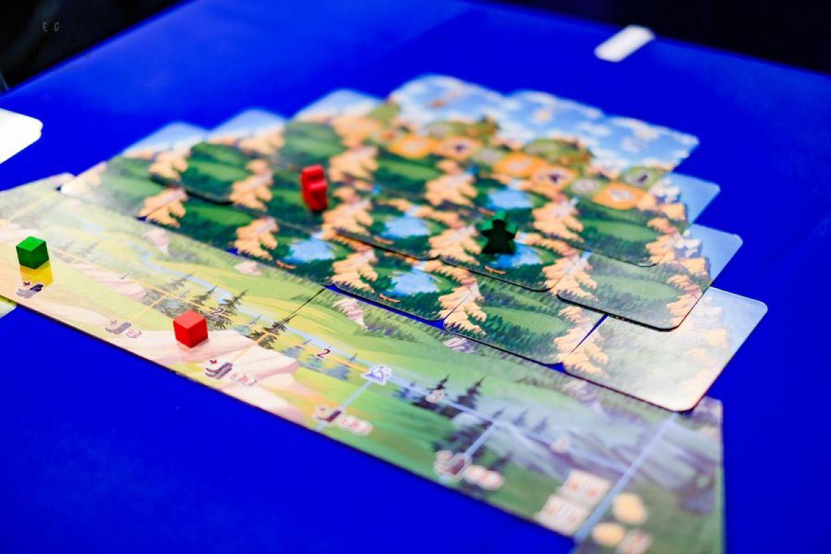 Sierra West juego de mesa