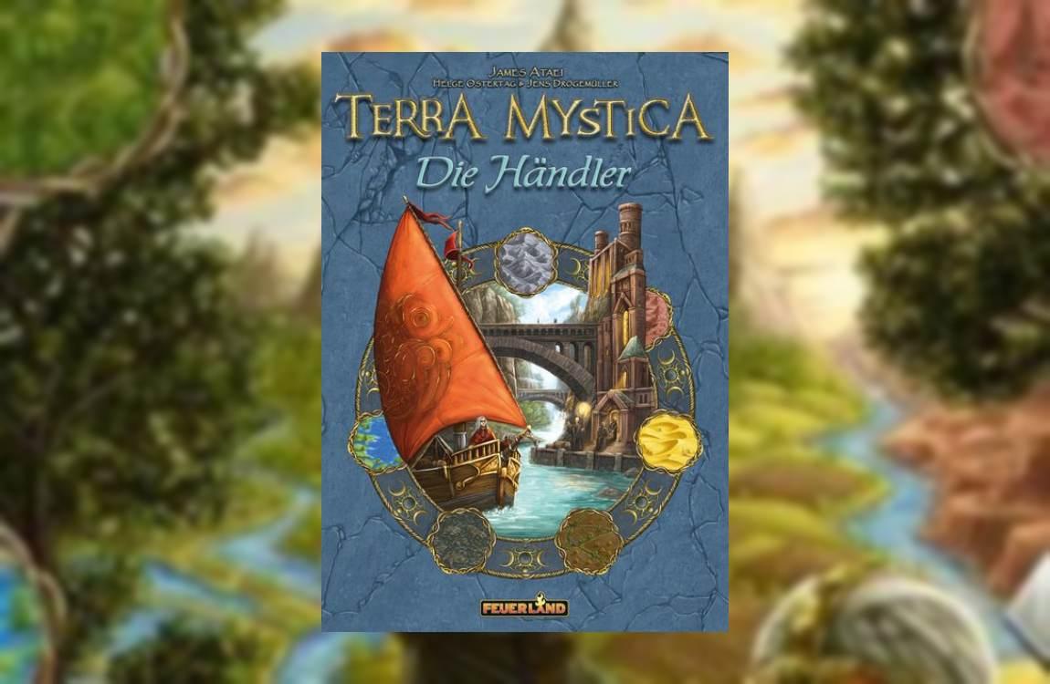 Terra Mystica Merchants of the Seas