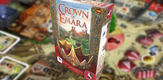 crown of emara juego de mesa