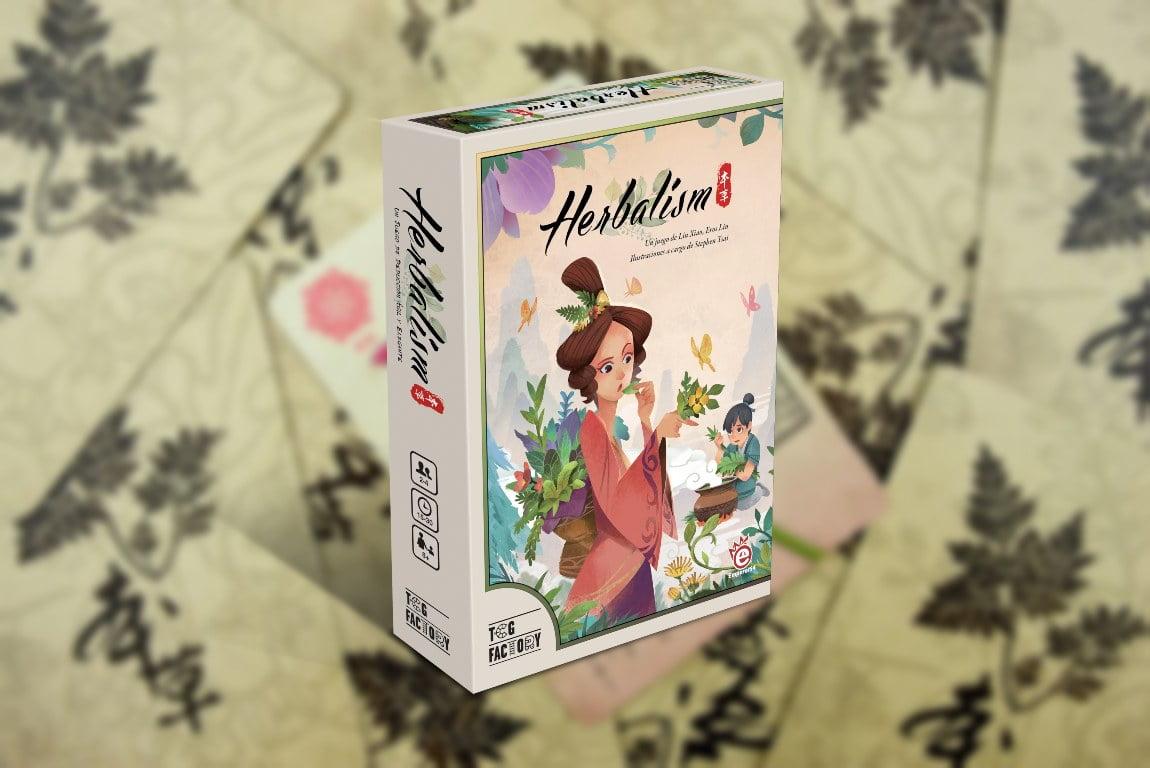 Herbalism juego de mesa