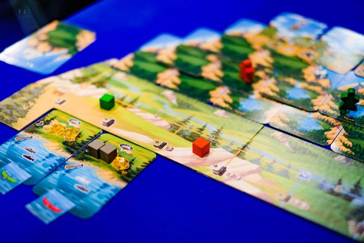 Especial Gen Con 2019: Sierra West juego de mesa