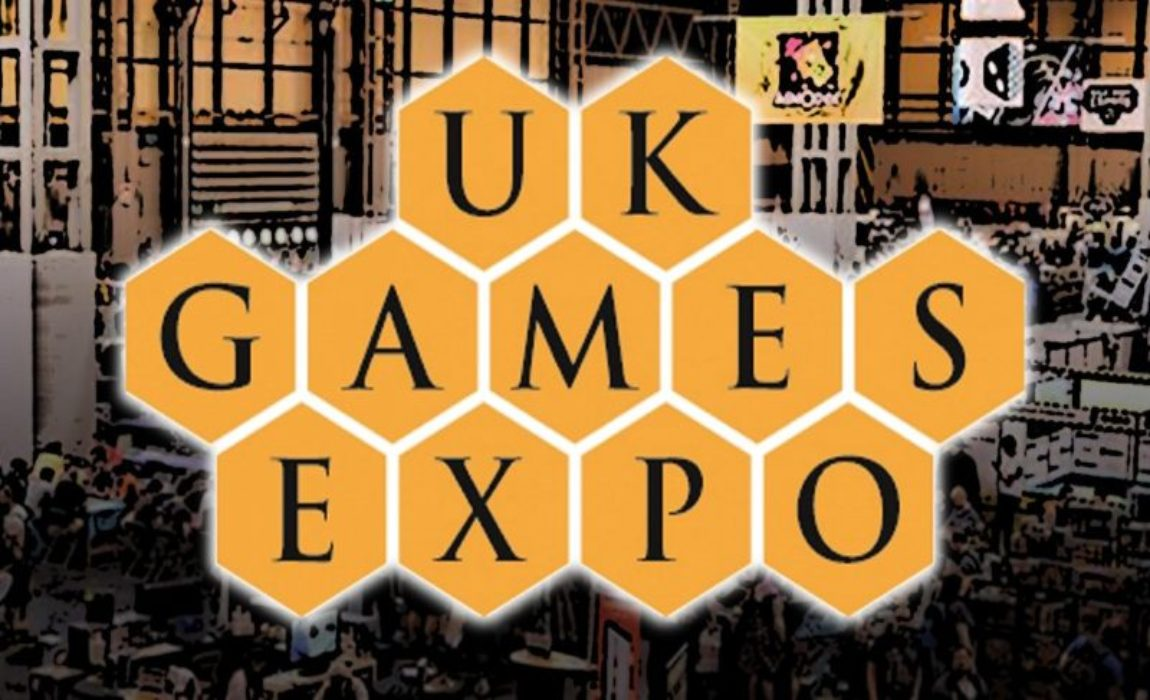 UK Game expo awards juego de mesa
