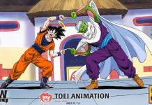 Dragon Ball Z Miniature Mayhem juego de mesa