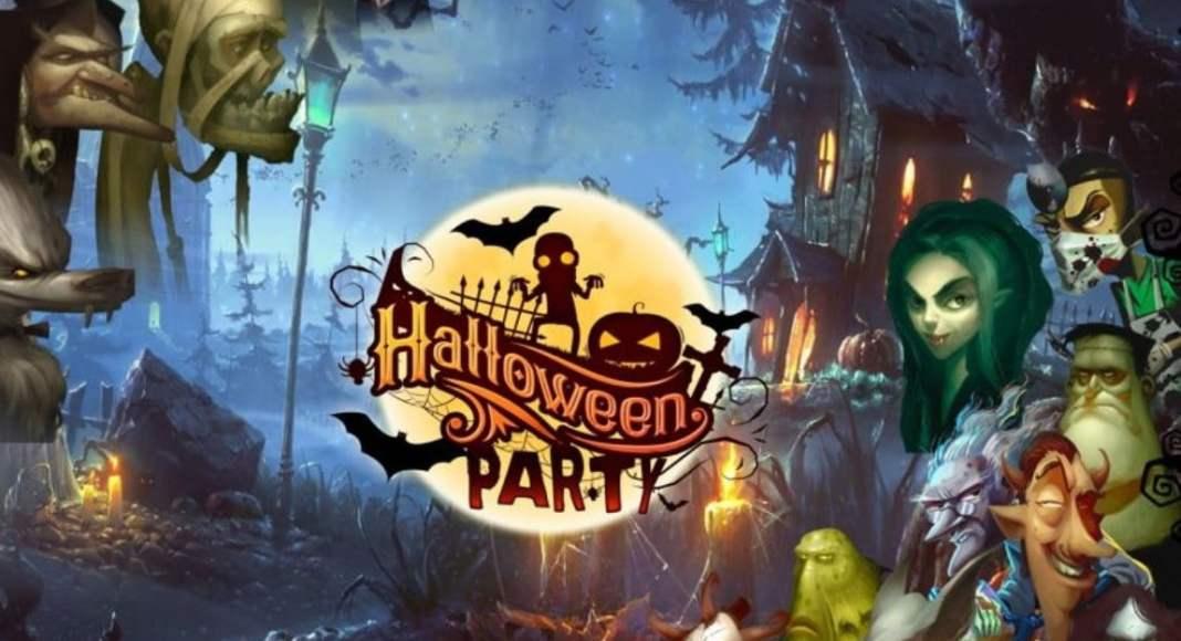 Halloween Party juego de mesa