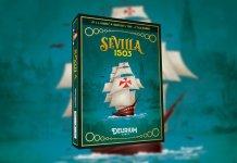 Sevilla 1503 juego de mesa