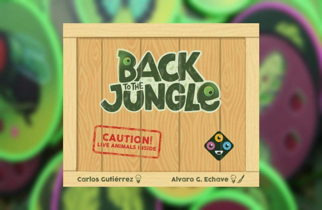 Back to the jungle juego de mesa