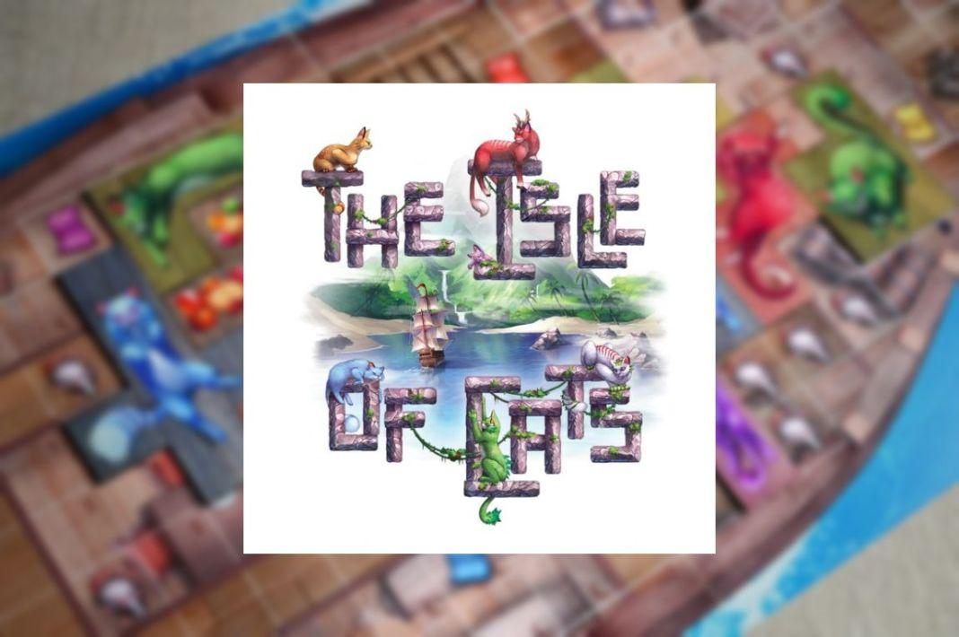 isle of cats juego de mesa