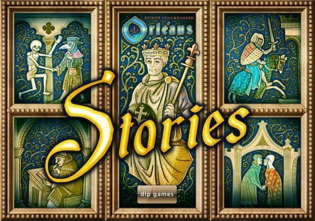Orleans stories juego de mesa