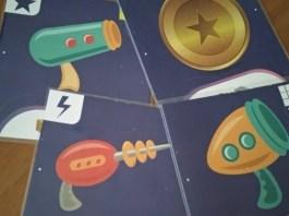 Cube Galaxy juego de mesa