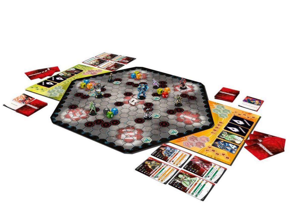 Aristeia juego de mesa