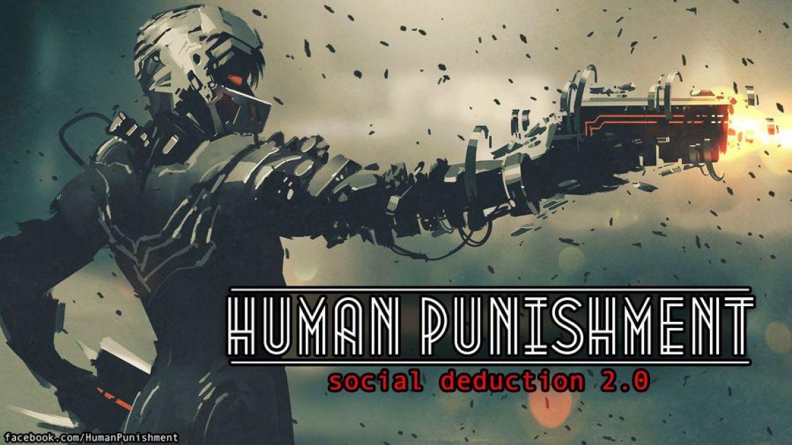 Human Punishment juego de mesa